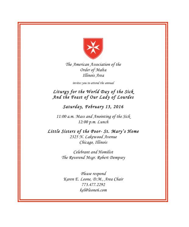 Chicago Invite for perfect invitation example